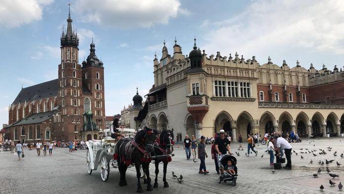 krakow klenot Polska
