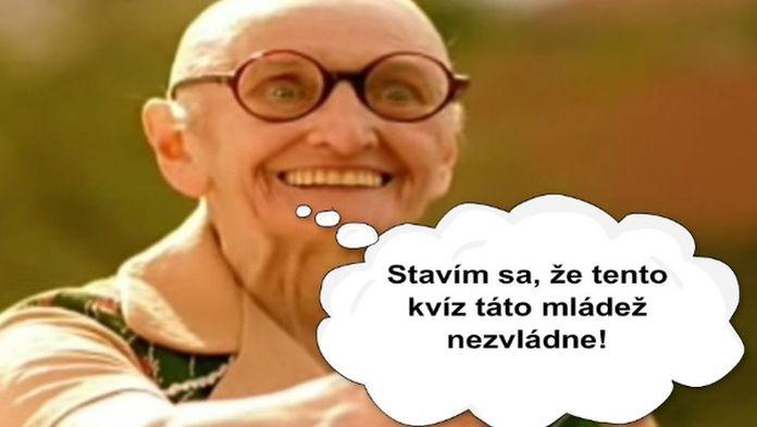 kvíz slovenské porekadla