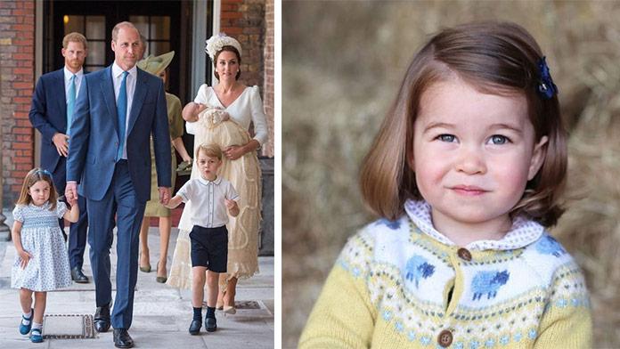 Princezná Charlotte išla prvýkrát do školy: Hrdá mama Kate zažiarila zosvetlenými vlasmi