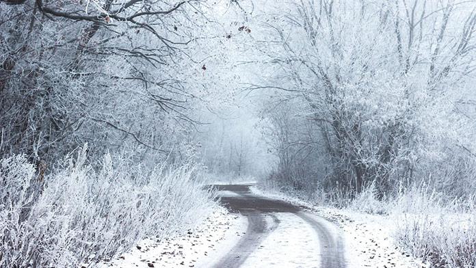V niektorých častiach Slovenska sneží: Do týchto oblastí príde Martin na bielom koni
