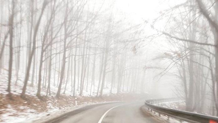 hmla, zima