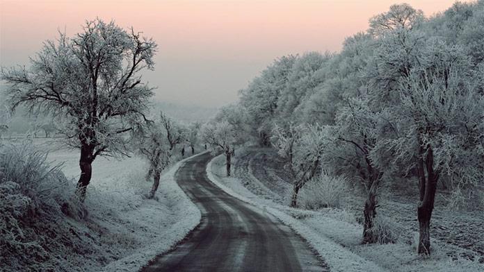 POZOR na silné mrazy: Pre niekoľko okresov platia výstrahy 2. stupňa!