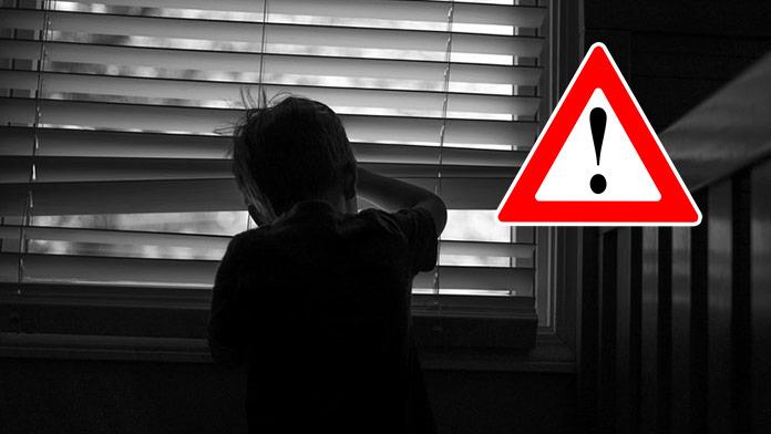 okno, výstrahy