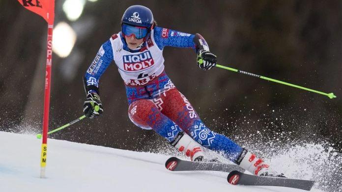 Fantastická Petra Vlhová vyhrala obrovský slalom na Európskom pohári v Jasnej!
