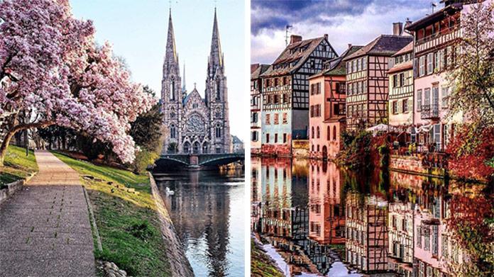 Prežite víkendovú sobotu v krásnom Štrasburgu: Vínne pivnice či plavba loďou