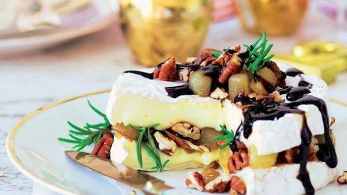 Netradične ochutený syr Camembert: Zabudnite na nudu na tanieri