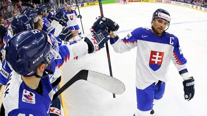 Ďalšia smola slovenských hokejistov: Nedokázali zdolať ani Nemcov