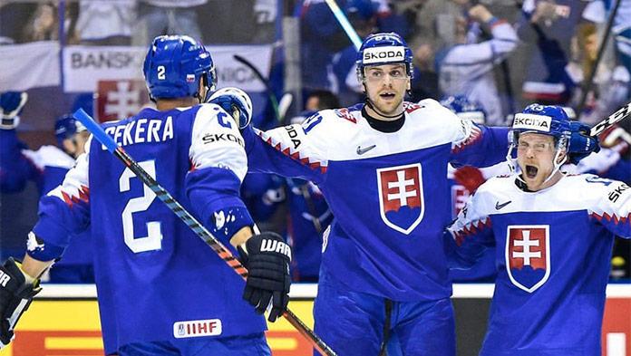 Slováci proti Fínom prehrali: Zahrali však skvelý zápas