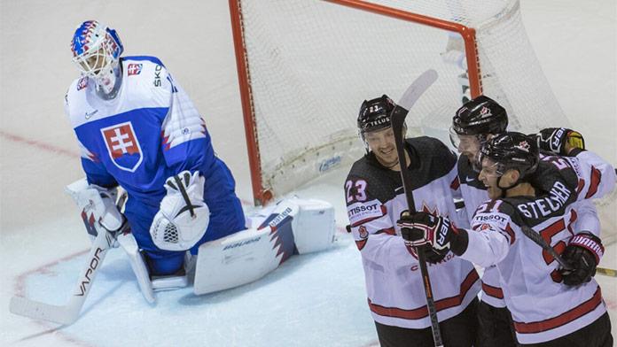 Obrovská hanba Slovákov po zápase s Kanadou: Vypískanie hymny odsúdili aj hráči
