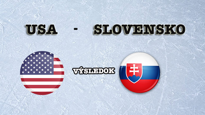 Fantastický úvod Slovákov na šampionáte: Zaslúžená výhra nad USA