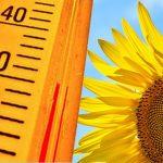 Čakajú nás veľmi horúce dni s vysokými teplotami