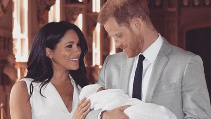 Princ Harry zverejnil novú fotku so synom Archiem: Špeciálna príležitosť