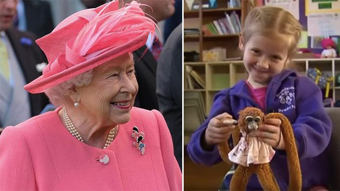 VIDEO Dievčatko stratilo v sídle kráľovnej Alžbety hračku: Prekvapenie, ktoré určite nečakala
