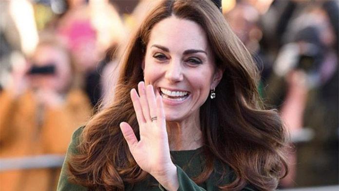 Šaty, ktoré si obliekla najnovšie Kate vás zaručene očaria: Dokonalé sfarbenie hodné vojvodkyne