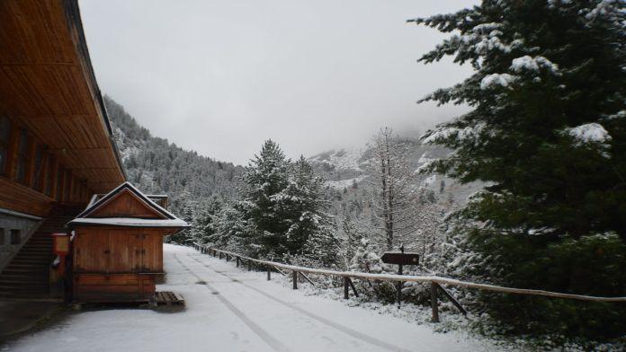 FOTO Tatry pokryla niekoľko centimetrová snehová pokrývka: Pozrite sa na tú krásu