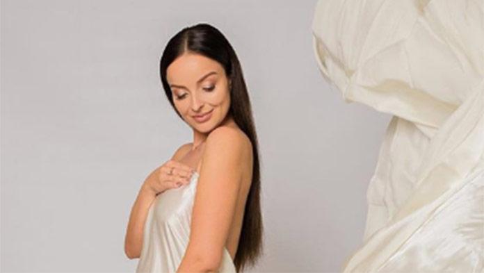 Daniela Nízlová zverejnila tehotenské fotky: Takéto už má bruško