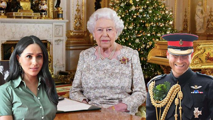 Sklamanie pre kráľovnú Alžbetu: Harry s Meghan už vedia, ako strávia Vianoce