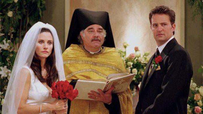 Monica a Chandler z Priateľov sa stretli: Aktuálna FOTKA seriálových manželov