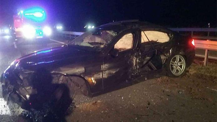 Vážna nehoda na R1: Zrazili sa dve autá a kamión