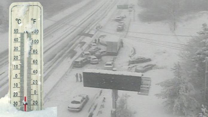 USA zasiahla zima a mrazy: Katastrofálna situácia na cestách, zomrelo už niekoľko ľudí