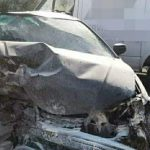 Pre dopravnú nehodu uzavreli R1 v oboch smeroch, zahynula jedna osoba