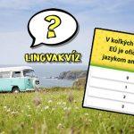 Už o pár dní začína ďalší ročník LingvaKvízu: Zapojte sa a hrajte o skvelé ceny