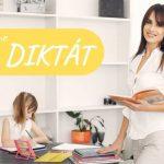 online diktát